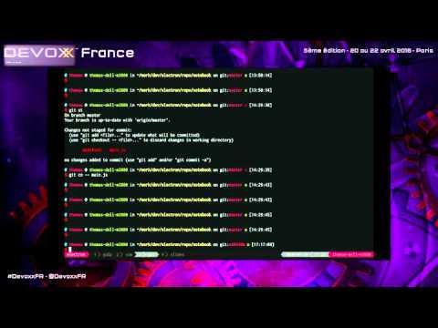 Conquérir le desktop avec Electron (French)
