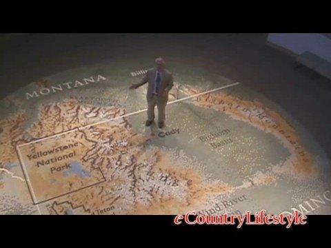 Take a tour of the Buffalo Bill Historical Center