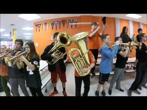 Clinton Rosette Middle School Lip Dub 2016