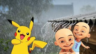 Lagu Anak Tik TIk Tik Bunyi Hujan Upin Ipin Tayo Pokemon Pikachu