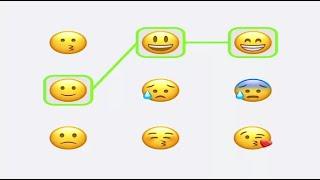 Emoji Puzzle - Resuelve los puzzles de emoji.
