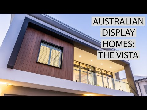 Modern Home Design: Australian Display Homes 2019
