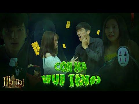 Xem phim Ma dai - Con Ma Vui Tính | Phần 1 - Không Sợ Ma | MA DAI | Phim Ma Hài Hước Gãy Media