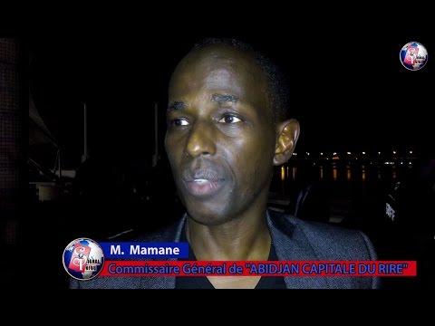 """Abidjan Capitale du Rire 2016: Mamane """"Les artistes ne sont pas des mendiants, soutenez-les"""""""