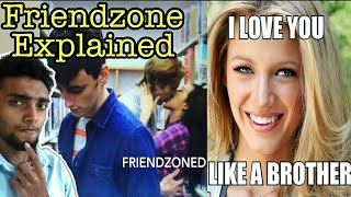 Boys Should Watch This | The Science Of The Friend Zone | Friendzoned Explanation |Malayalam| Razeen