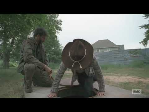 carl grimes - at the bottom of everything