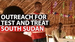 HIV   Community outreach spreads the word about test and treat in South Sudan