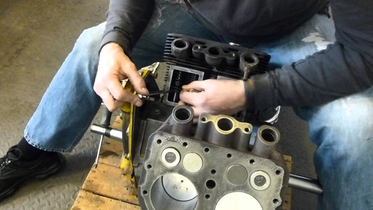 wisconsin engine vh4d valve adjustment [ 1280 x 720 Pixel ]