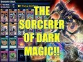 Yu-Gi-Oh Duel Links - Sorcerer Of Dark Magic Deck!