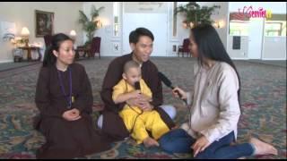 Tin Phật giáo Video SenViet TV 138 - Chú tiểu 3 tuổi