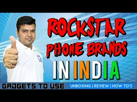 Become Rockstar Phone Brands In India, What To Do and How?