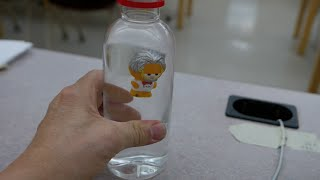 Physics of toys- Cartesian diver ideas-part 1  // Homemade Science with Bruce Yeany