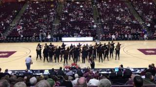 Fade To Black | Halftime Texas A&M University Basketball Game
