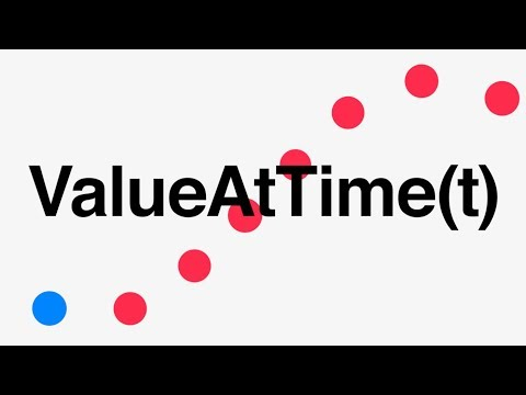ValueAtTime Expression- Adobe After Effects tutorial thumbnail