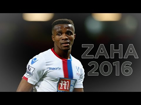 Wilfried Zaha Best Skills and Goals 2016 | HD