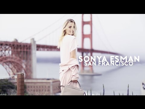 A Day In San Francisco with Glossier || Sonya Esman