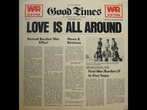 ♪ Eric Burdon & War - Home Dream 1976