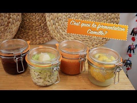 C'est quoi la Fermentation Camille ? - 4 recettes faciles / Vegan
