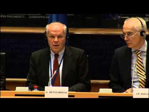 Nuclear safety debate ITRE European Parliament