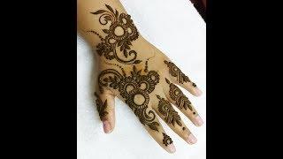 Heena Mehndi Design 4 Janamashtami Special Youtubedownload Pro