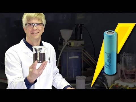 Incredible New Battery Innovation - Interview with Nano One's CEO Dan Blondal