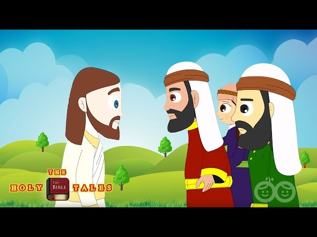 Jesus Visits Nazareth - Bible Stories For Children