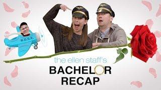 The Ellen Staff's 'Bachelor' Recap: Peter's Flight Has Taken Off!