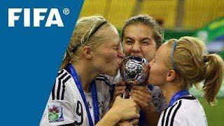 Video The Stars: U-20 Women's World Cup 2014 download MP3, 3GP, MP4, WEBM, AVI, FLV November 2017