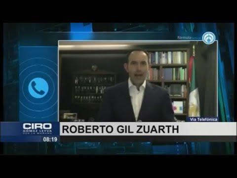 """Extradición de Lozoya """"no será un paseo en bicicleta"""" con la defensa de Baltasar Garzón: Gil Zuarth"""
