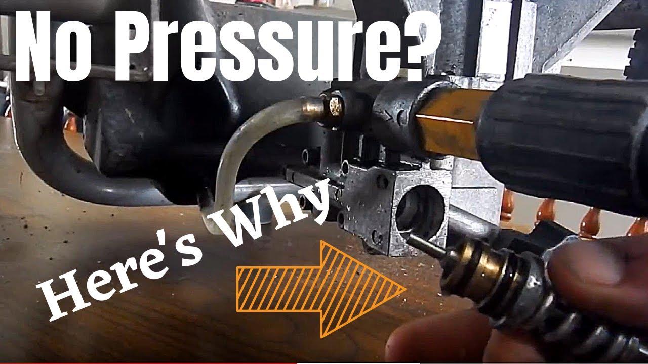 Honda Pressure Washer: [Honda GCV 160] [No Pressure, Low Pressure] Power  Washer Repair (2019)