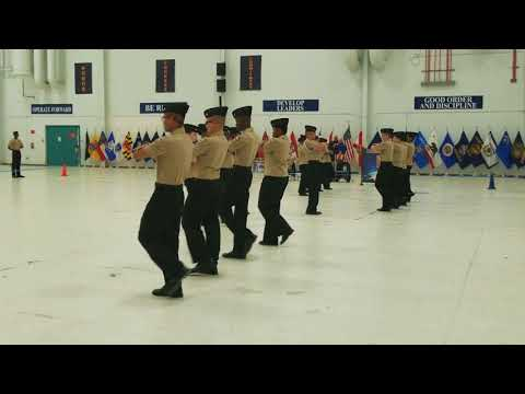2018 NJROTC Nationals. Norview High School Unarmed Exhibition perfomance