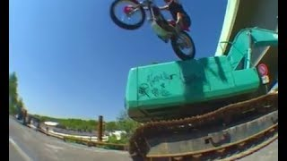 Moto Trial Urban Freestyle - Out of Section