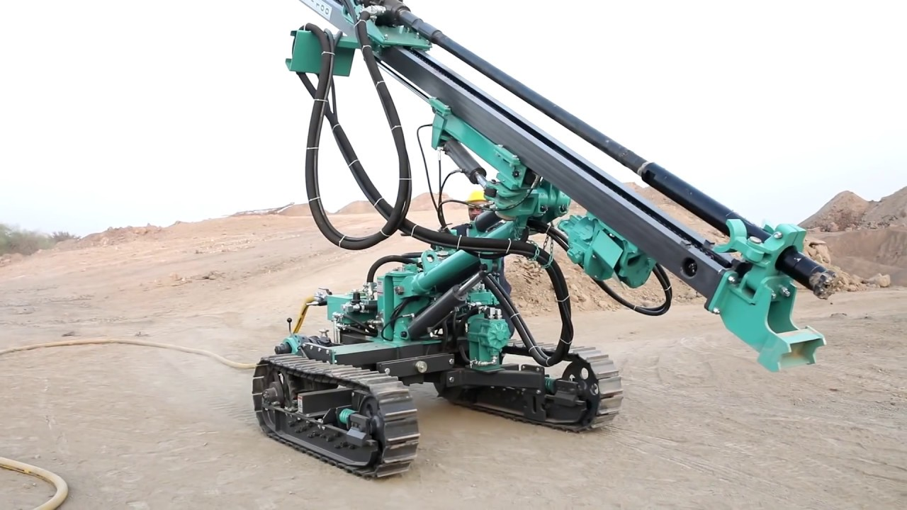 Image result for Crawler Drills