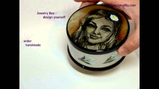 Jewelry Box - Design Yourself