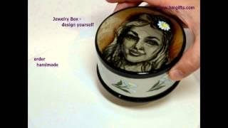 Jewelry Box - Design Yourself