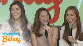Magandang Buhay: Liza's friendship with Joj and Jai