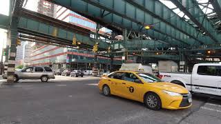 ⁴ᴷ⁶⁰ Walking NYC : Long Island City to Astoria, Queens (DJI Osmo Action First Usage - 5/22/2019)