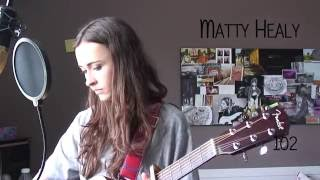 Matty Healy \\ 102 (acoustic cover)