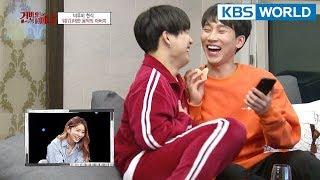 "Download Eunkwang ""Hyunsik, you are so romantic♥""  [Hyena On the Keyboard/ 2018.04.25]"