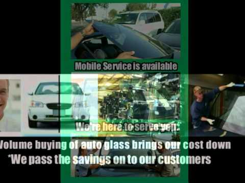 Calgary Auto Glass Replacement Service