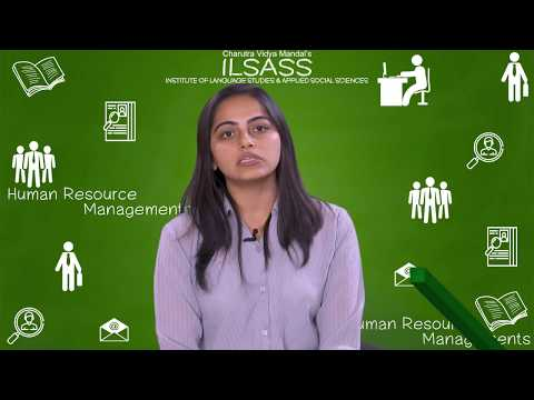 ILSASS-MSW (HR) [MHRM] (Master of Social Work in Human Resource Management )