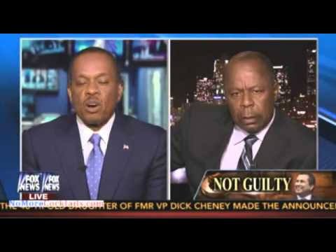 SHOCKING: Leo Terrell blasts Juan Williams & Agrees with Sean Hannity for first & last time