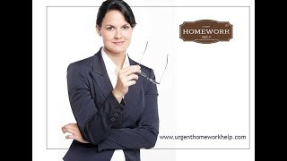 24 Hour Homework Help from the Best Homework Writing Service