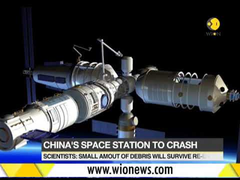 Tiangong-1 China's first space station to crash