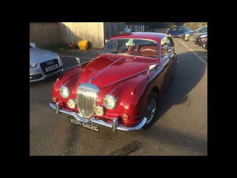 my experience buying a 1968 Daimler 250 V8 from Johannes Kroonenburg AKA 'Daimler John'