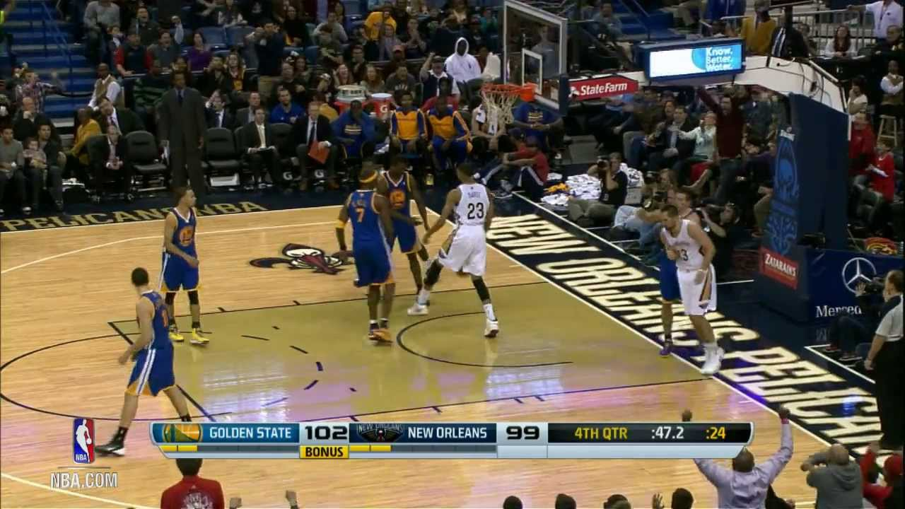 Top 10 NBA Plays: November 26th