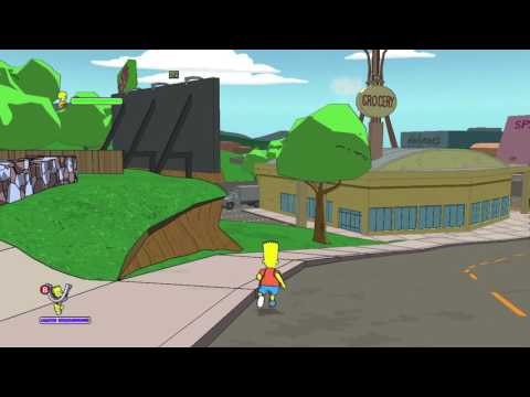 The Simpsons Game - Worst Cliché Ever