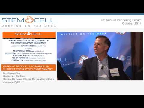 Bringing Innovative Products to Market in the Current Regulatory Environment - Panel Presentation