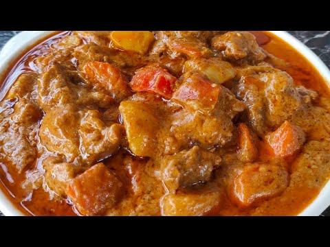 Pork Ribs Caldereta   Kalderetang Buto-Buto   My Way of Cooking   Kusina ni Inday   Vlog #07