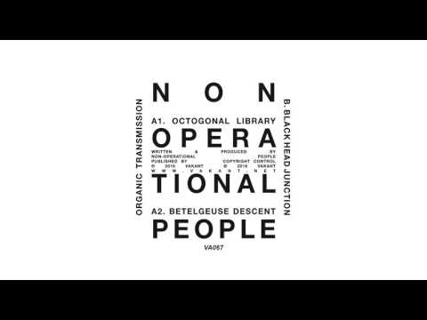 Non-Operational People - Octogonal Library